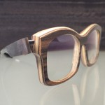 handgemachte holzbrille: werk-mareike