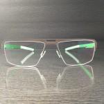 maßgefertigte metallbrille