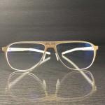 metallbrille nach maß aus edelstahl