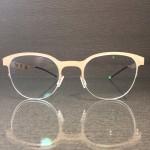 maßbrille: handgefertigt aus edelstahl nach maß