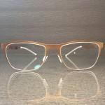 maßbrille: handgefertigte metall brille nach maß aus edelstahl