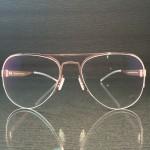 maßgefertigte metall brille nach maß aus edelstahl