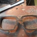 maßbrille: holzbrille in handarbeit individuell angefertigt