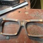 maßbrille in handarbeit