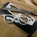 maßbrille individuell in handarbeit gefertigt